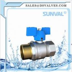 S1106 35 high quality long life Brass Ball Valve