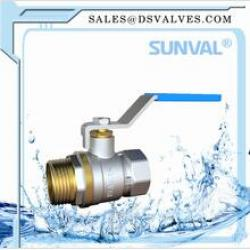 S1114 05 high quality long life cheapest price Brass Ball Valve