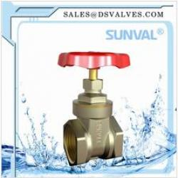 S5101 brass Water Gate valve