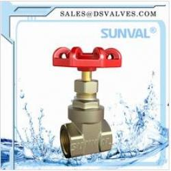 S5182 Water brass Gate valve