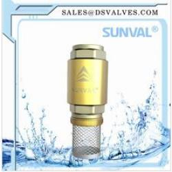 S4125 Brass Foot Valve