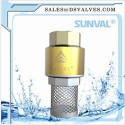 S4103 Brass Foot Valve