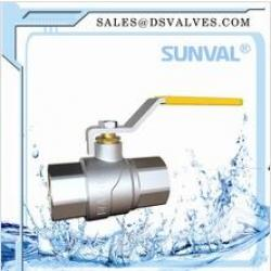 S1132-00 gas ball valve with blowout-proof stem-ptfe seats