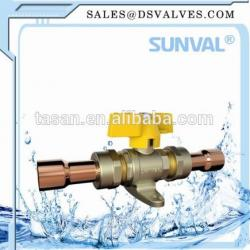 S165-20 ball valve for gas