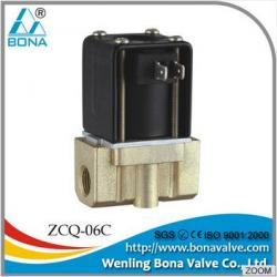 ZCQ-06C Brass tig Welding Machine 42V 38V Air Soleonid Valve