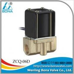 ZCQ-06D Brass arc Welding Machine 24V 38V Co2 Air Soleonid Valve