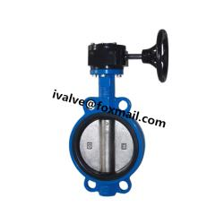 6 Inch Wafer Butterfly Valve