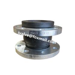 DIN  PN16 Flanged Rubber Joint