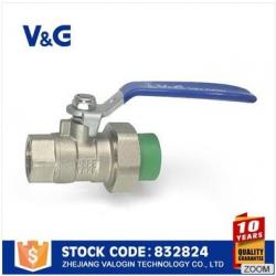 "VG10-77023 sanitary water 1/4"" high pressure brass valve"