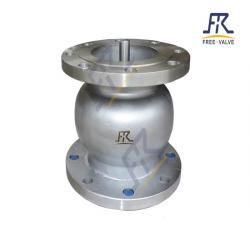 Flange Silent Lift Check Valve Pn16,Cast Steel Silent Type Axial Flow Check Valve