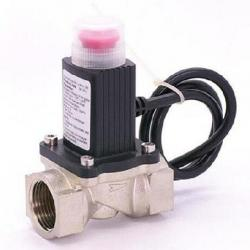 DN15A Manual Reset gas Shut Off Solenoid Valve