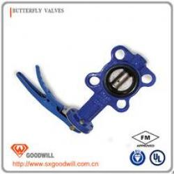HIG-023 butterfly welded valve