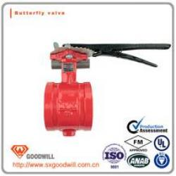 Cast Iron/ Stainless Steel Ball Valve In PN16