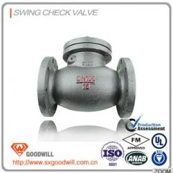 ANSI B16.5Carbon Steel Swing Check Valve