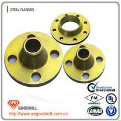 welded en1092-1 pipe flange