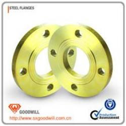 DIN 2500 class forged flat flange
