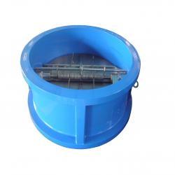 DIN wafer check valve