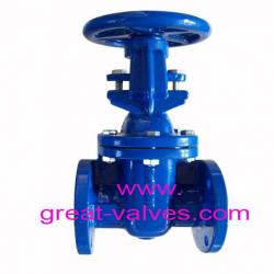 BS5163  metal gate valve RS