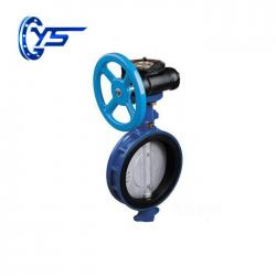Lug Wafer Centerline Butterfly Valve