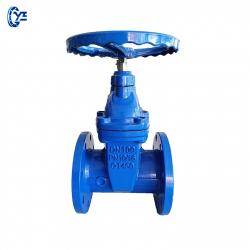 Resilient seat soft seal gate valve