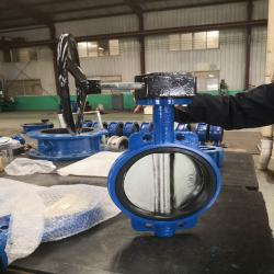 DN50 to  DN1200 Wafer Butterfly Valve