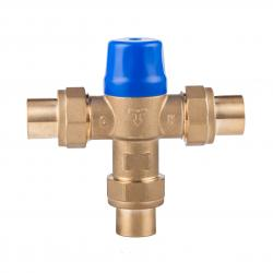 Lead-free Brass Material Thermostatic Radiator Mixing Valve