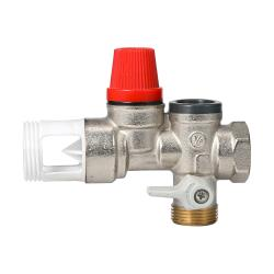satefy relief valves