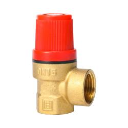 Automatic 0.1 to 0.5 bar Safety Pressure Relief Valve
