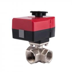 AQUA600-3 Series of Motorized Ball Valve