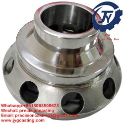 Precision Investment Casting Pumps by JYG Casting