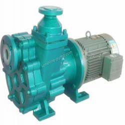 ZMD Steel lined with fluorine plastic self priming magnetic pump