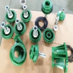 FP polypropylene plastic corrosion resistant centrifugal pump
