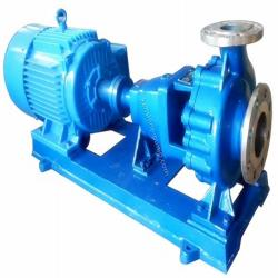 IH Single stage single suction centrifugal chemical transfer pump