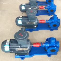 YCB Gear oil transfer pump