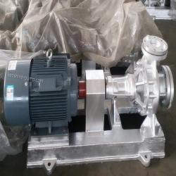 RY thermal oil centrifugal circulating pump