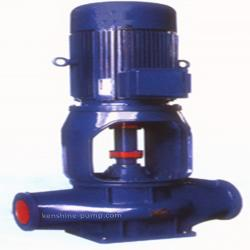 SLB detachable vertical single stage double suction centrifugal pump