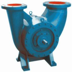 KTS single stage double suction centrifugal pump for air condition