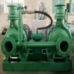 ZB Strong self priming centrifugal pump with vacuum suction device