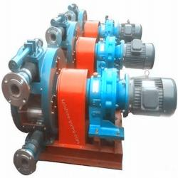 RGB Industrial peristaltic pump hose pump high viscosity fluids pump