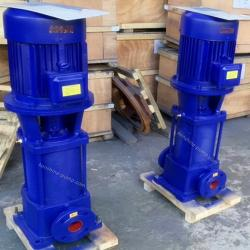 DL multistage centrifugal vertical booster water pump