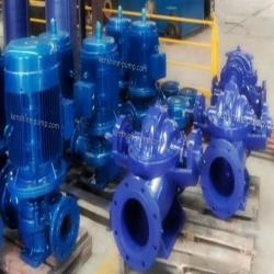 S,SH Single stage double suction centrifugal water pump
