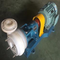 FSB Fluoroplastic alloy chemical transfer pump