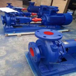 IS horizontal clean water centrifugal pump