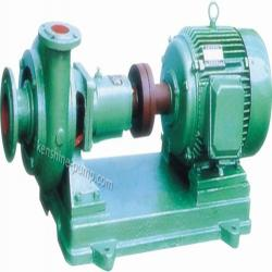 PW horizontal sewage non clogging centrifugal pump