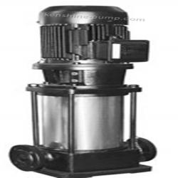 GDL multistage vertical centrifugal booster jockey pump