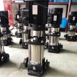 QDLF Stainless steel multistage centrifugal vertical pump