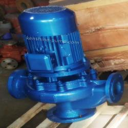 GW pipeline non clogging vertical sewage pump