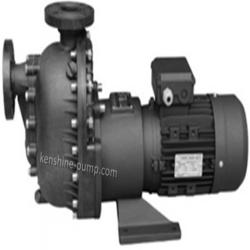 ZBF self priming magnetic drive plastic pump
