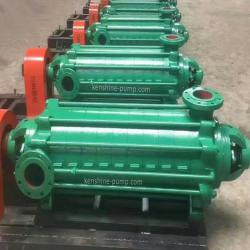 DY multistage centrifugal high pressure oil pump