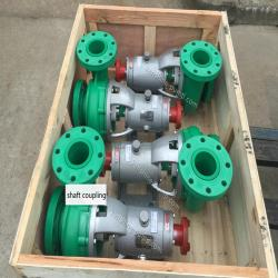 FP RPP corrosion resistant centrifugal pump